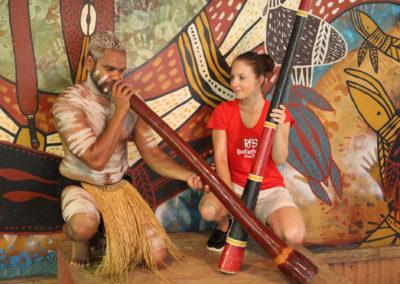 Didgeridoo Playing